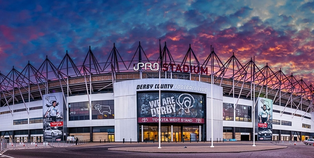 The East Mids Expo will be hosted at the iPro Stadium