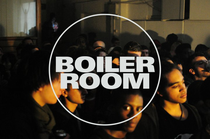 THE FRENCH BOILER ROOM