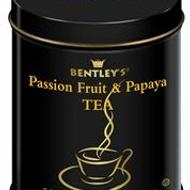 Passion Fruit & Papaya Black Tea from Bentley's