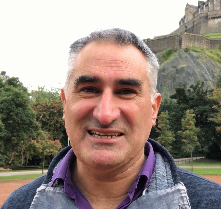 Darius Namdaran