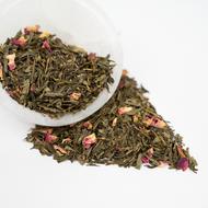 Cherry Rose Sencha Green from Maya Tea