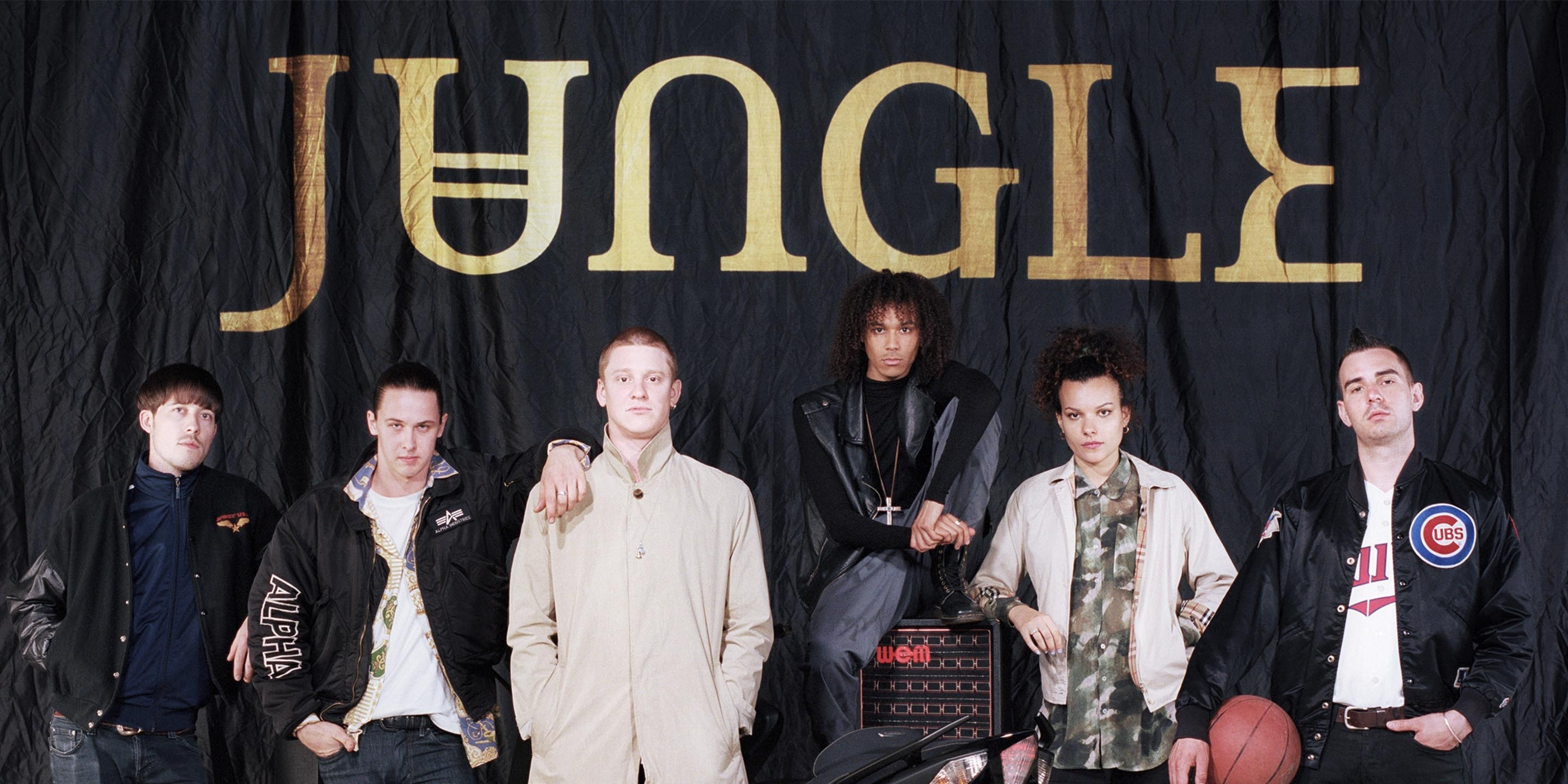 Jungle will be coming to Southeast Asia with KL date