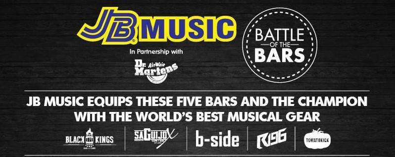 JB Music Battle of the Bars