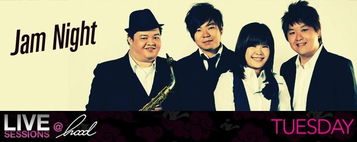 Jam Night with Singapore Char Siew Bao!