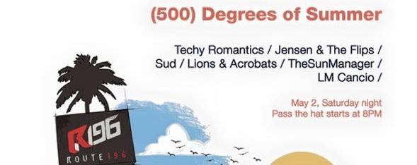 (500) Degrees of Summer