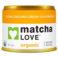 Matcha Love Organic Ceremonial Green Tea from Matcha Love