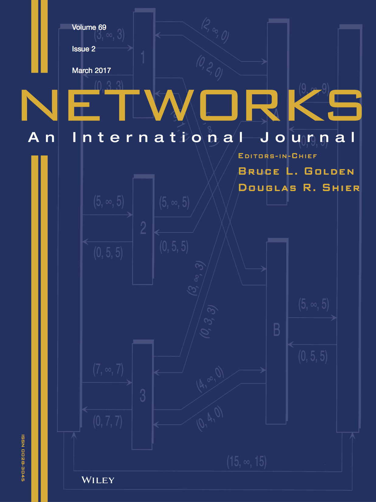 Template for submissions to networks an international journal template for submissions to networks an international journal ccuart Choice Image