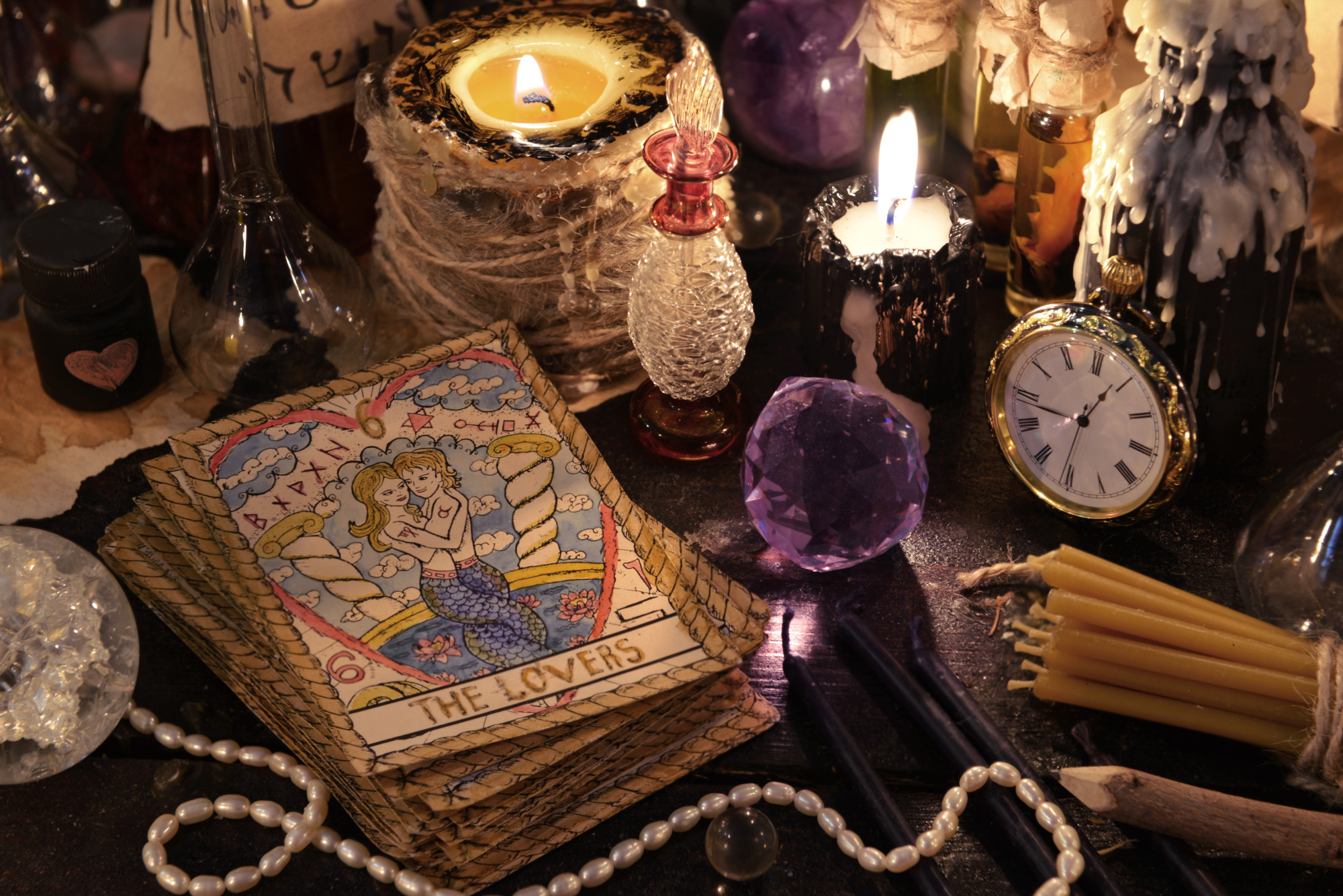 Learning the Tarot: The Tarot Notebook
