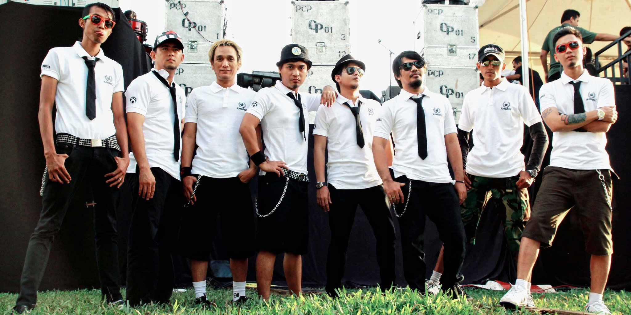 Indonesian ska band Tipe X to release biography '1999'