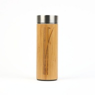 Bamboo and porcelain Tea flask from Camellia Sinensis