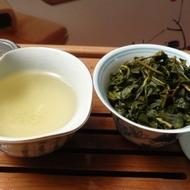 Taiwan Da Yu Ling High Mountain Oolong from Life In Teacup
