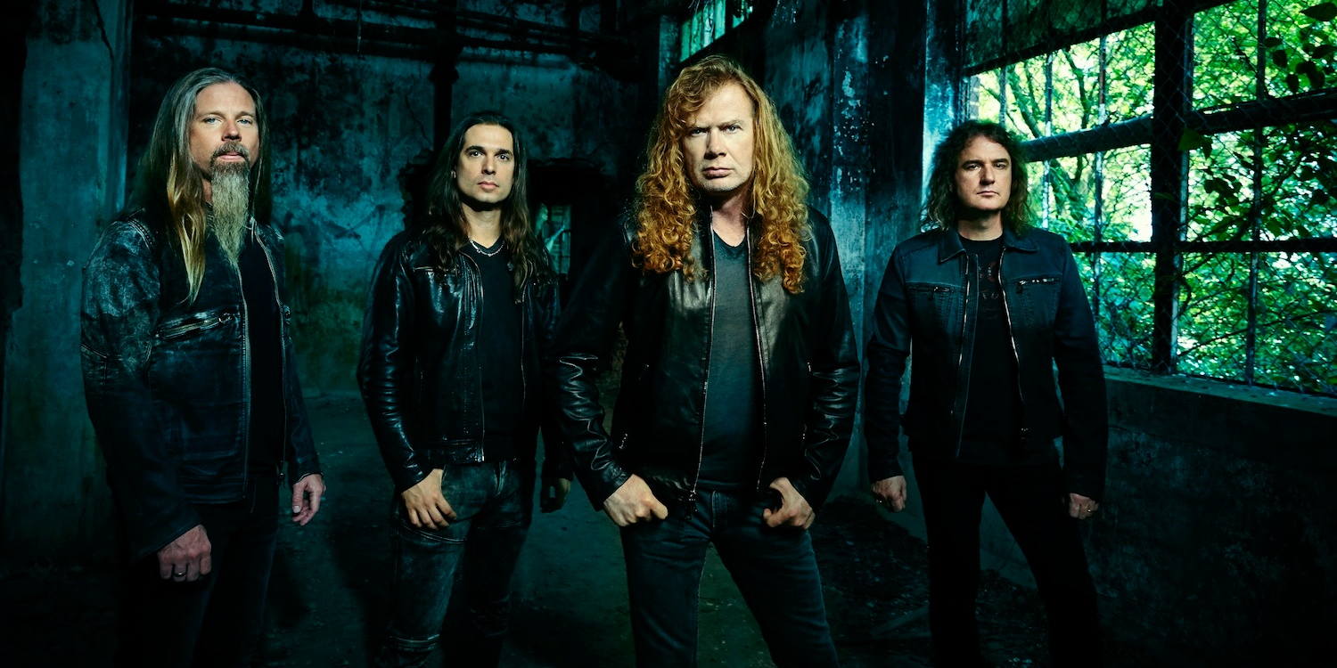 6c56a3b59f87 Megadeth to headline PULP Summer Slam 2017