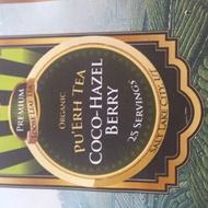 Coco- Hazel Berry Pu'erh tea from Tearimisu