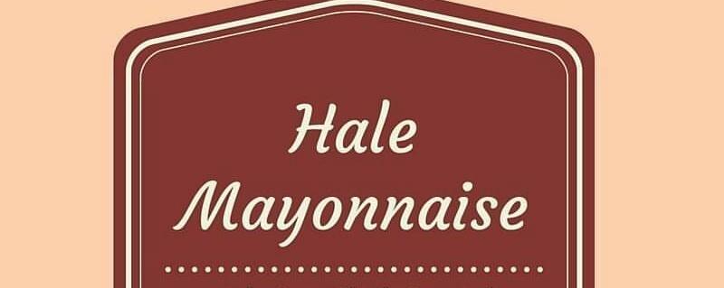 Hale x Mayonnaise