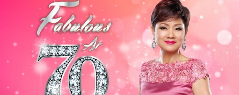流金歲月萬般情 - 叶丽仪70情怀演唱会 Fabulous At 70! Frances Yip's Celebration Concert 2018