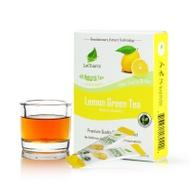 Lemon Organic Green Tea (10 Sachets) from LeCharm Tea & Herb USA
