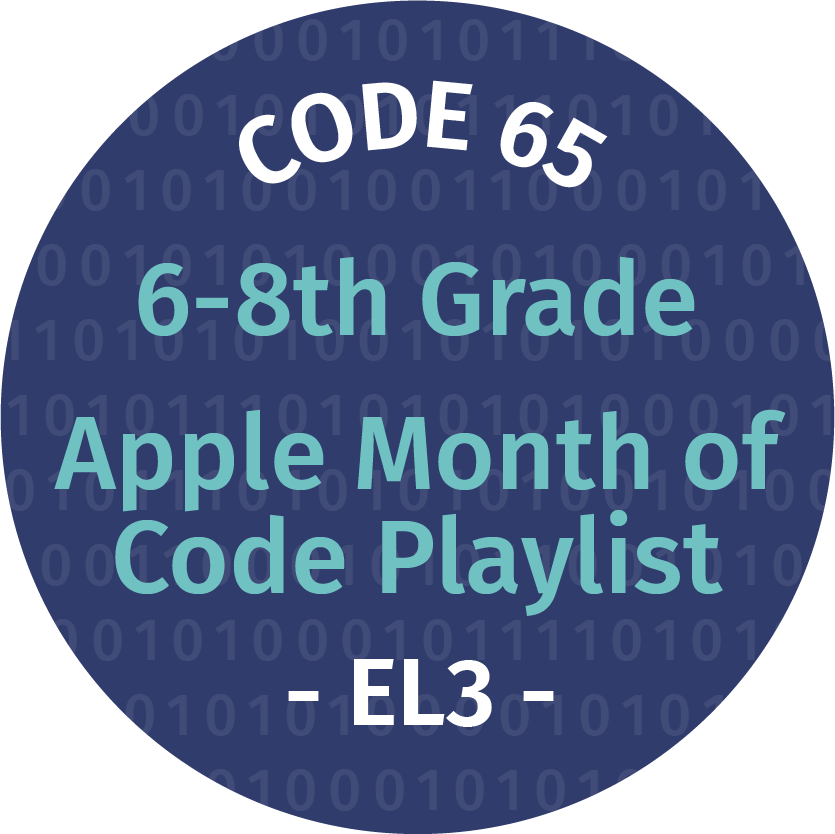 2019-2020 Apple Month of Code Playlist
