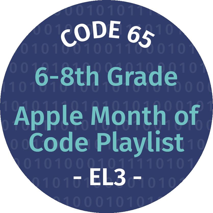 2019-2020 Apple Month of Code Playlist