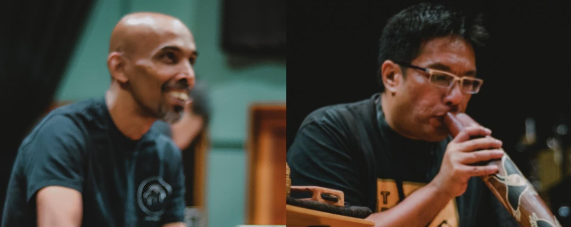 Esplanade Presents: Red Dot August - Listen by Mohamed Noor and Reggie Perera