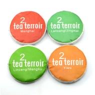 Tea Terroir Raw Puer Sample Set from white2tea