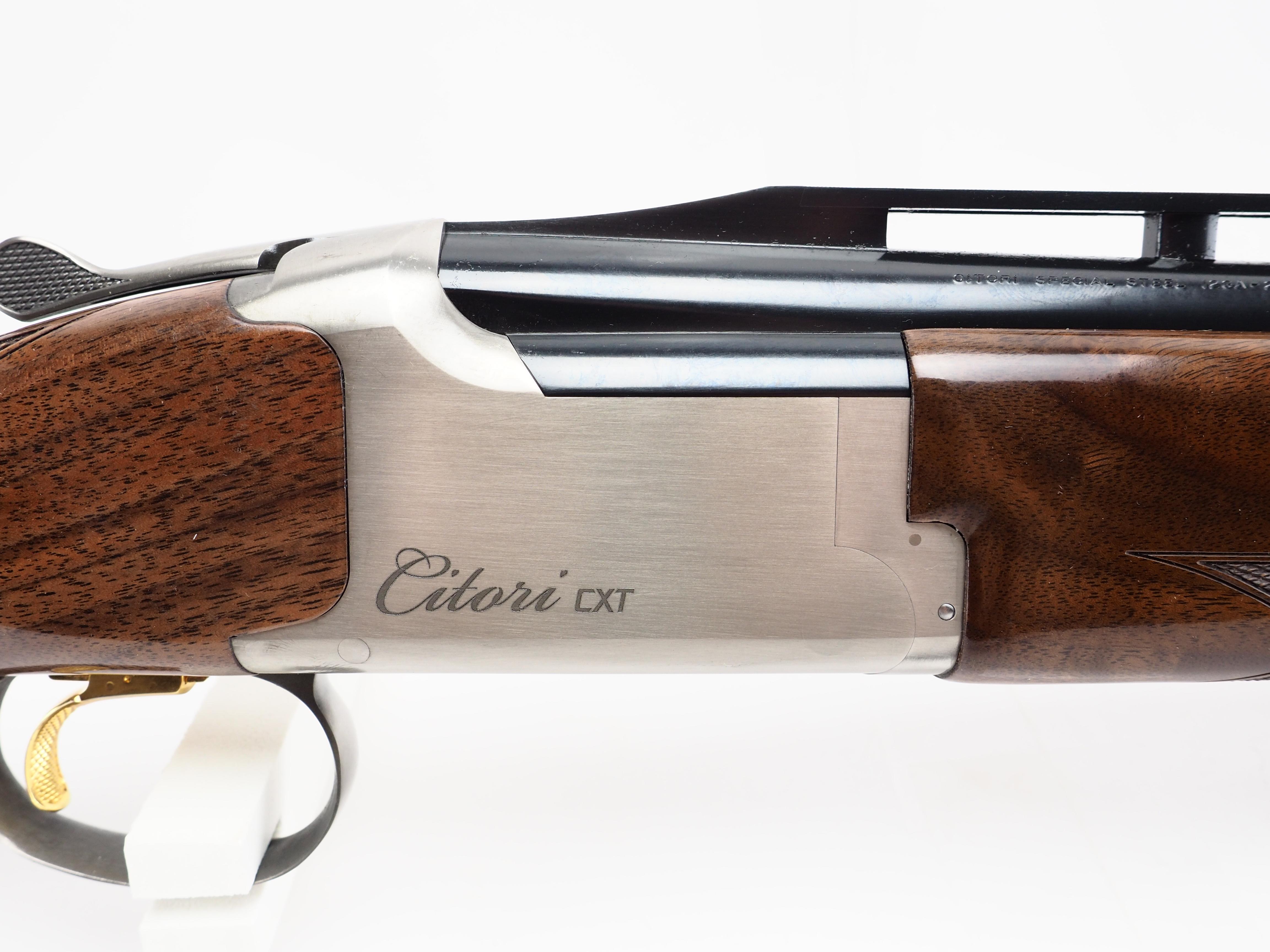 Browning Citori CXT White - 12ga/30