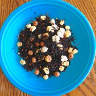 Salted Caramel Corn from Hackberry Tea