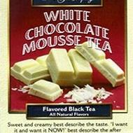 White Chocolate Mousse from Metropolitan Tea Company