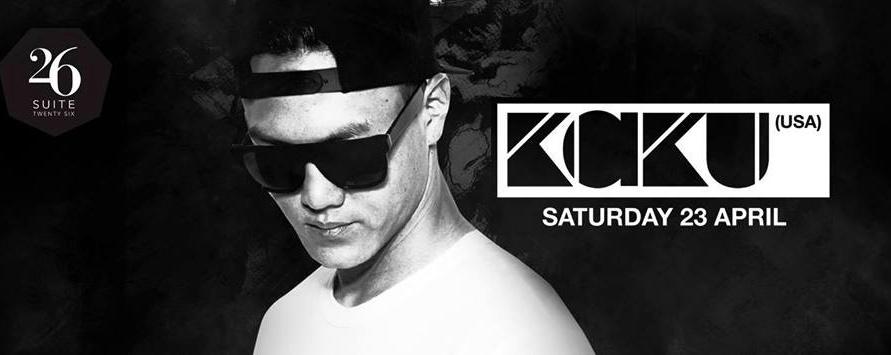 DJ KAKU (USA) // SAT 23 April