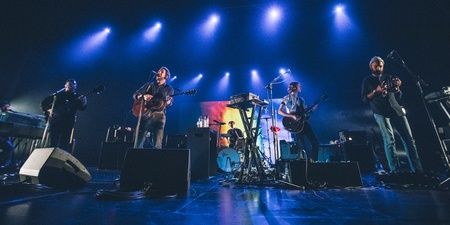 Fleet Foxes treat Singapore to a stately and stunning concert — gig report
