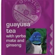 Guayusa Tea with Yerba Mate and Ginseng from Stash Tea Company