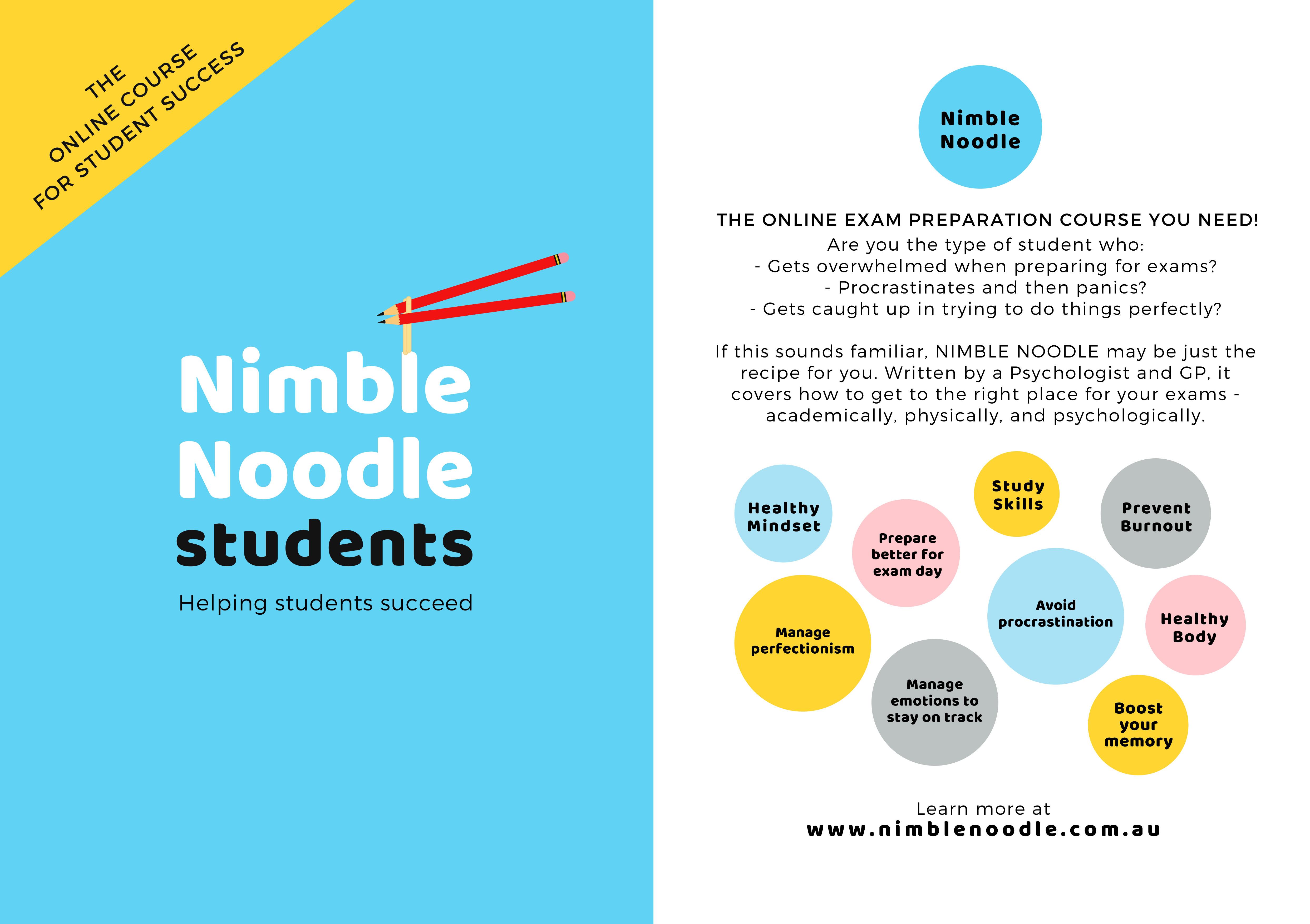 Nimble Noodle | Nimble Noodle