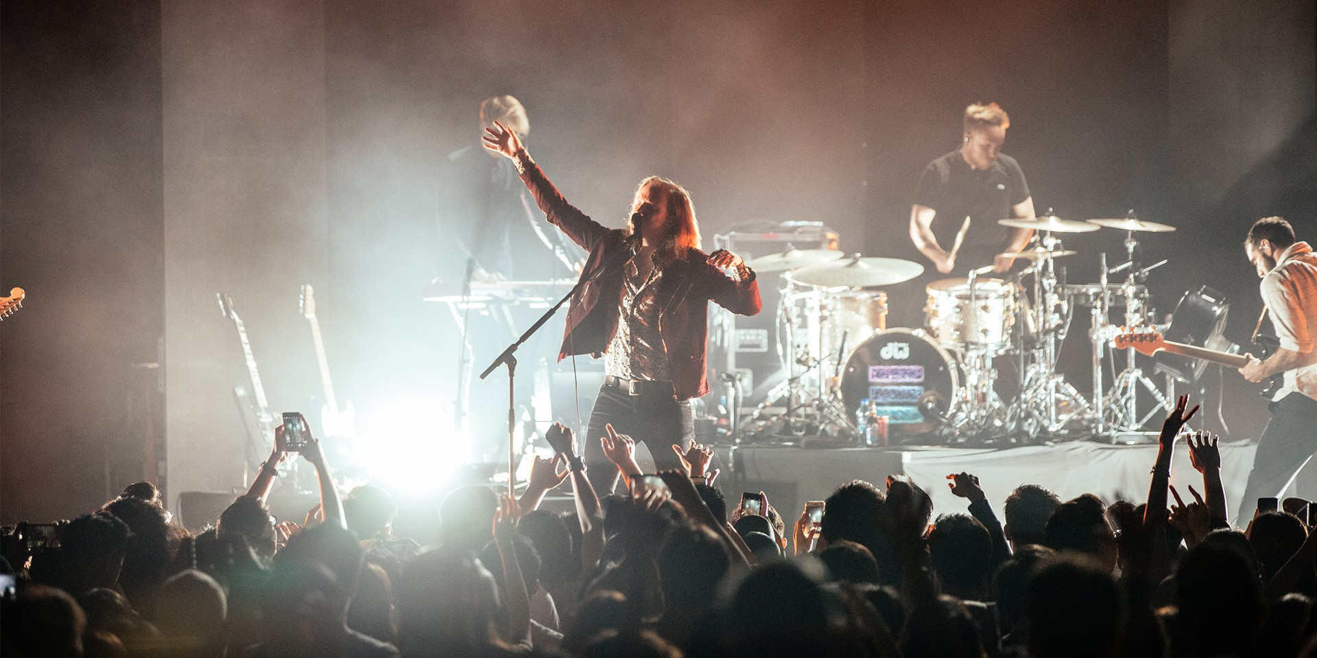 GIG REPORT: Two Door Cinema Club play their biggest venue yet in Singapore