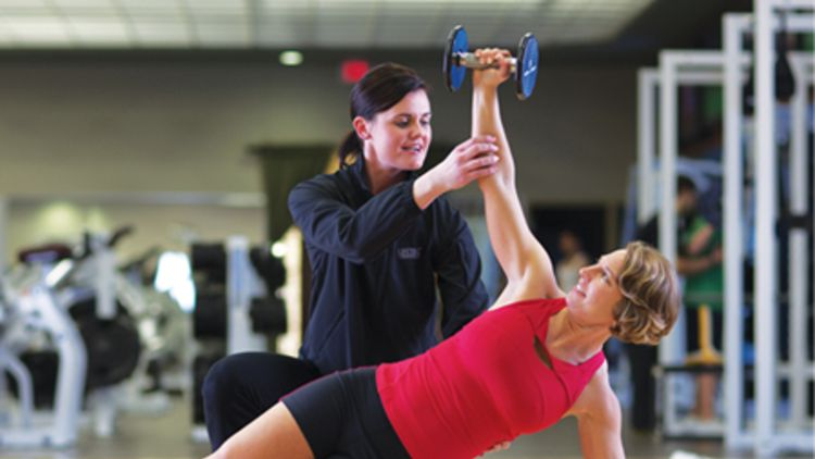 10 Personal Training Classes