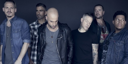 """I like this guy a lot more"": Chris Daughtry on the band's new album and how he's grown since American Idol"
