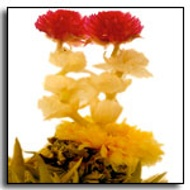 Dancing Lovers Blooming Tea from The Exotic Teapot