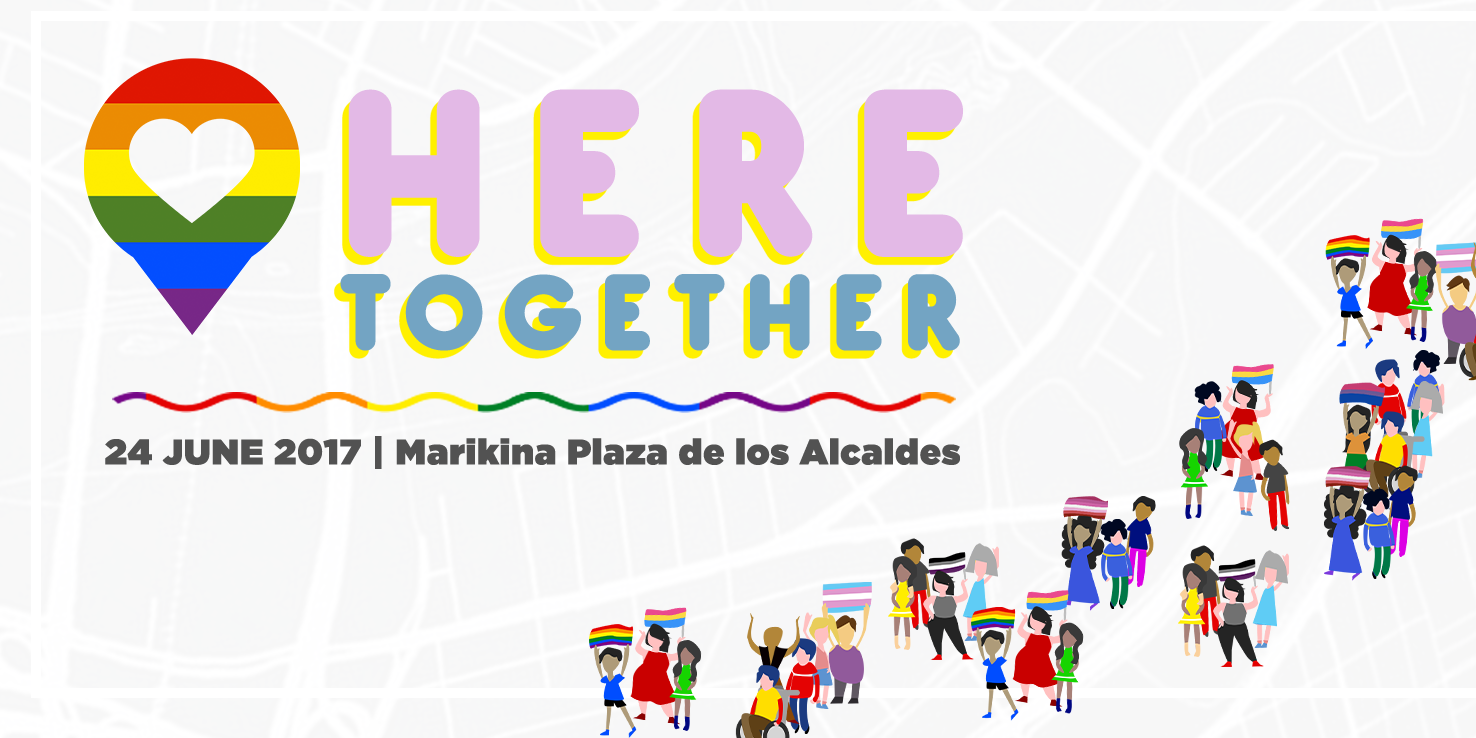 Flying Ipis, TheSunManager, other local artists set to perform at Metro Manila Pride 2017