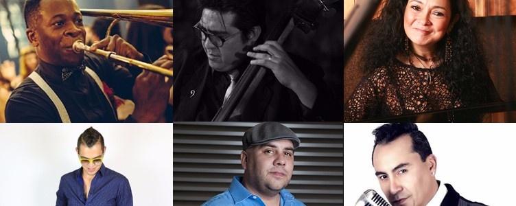 Jazz in July: Latin Jazz Night - Ireson Latin Band and Josse Manuel