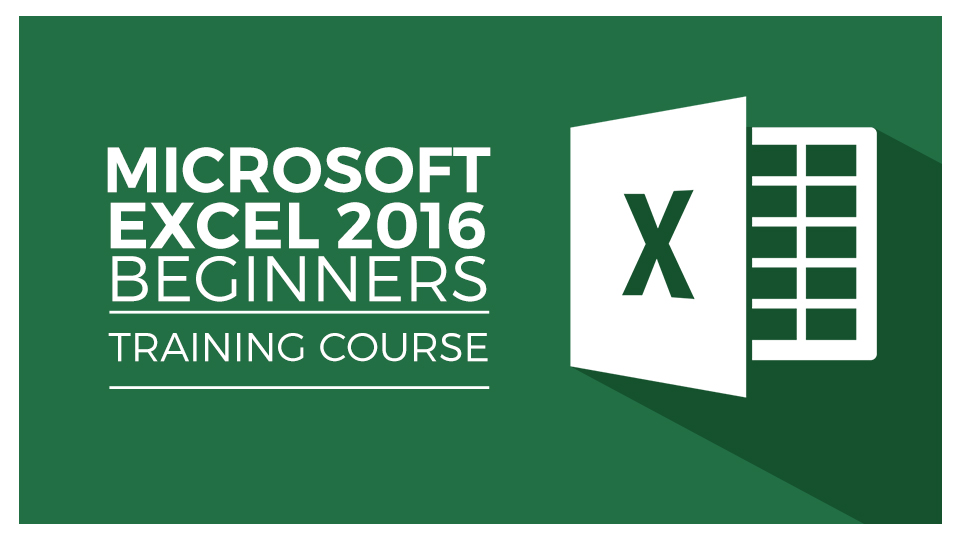Microsoft Excel 2016 for Beginners: Learn the Essentials