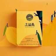 Mango Blended Tea from O'Sulloc