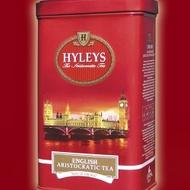 English Aristocratic Tea from HYLEYS