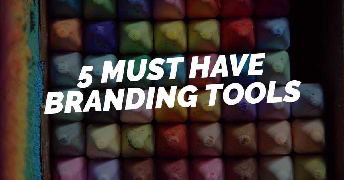 Branding tools part 2
