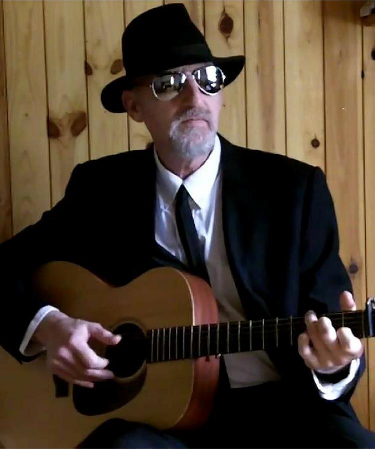 Jim Bruce Blues Guitar Teacher