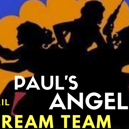 Paul's Angels Agent Stats March Logo