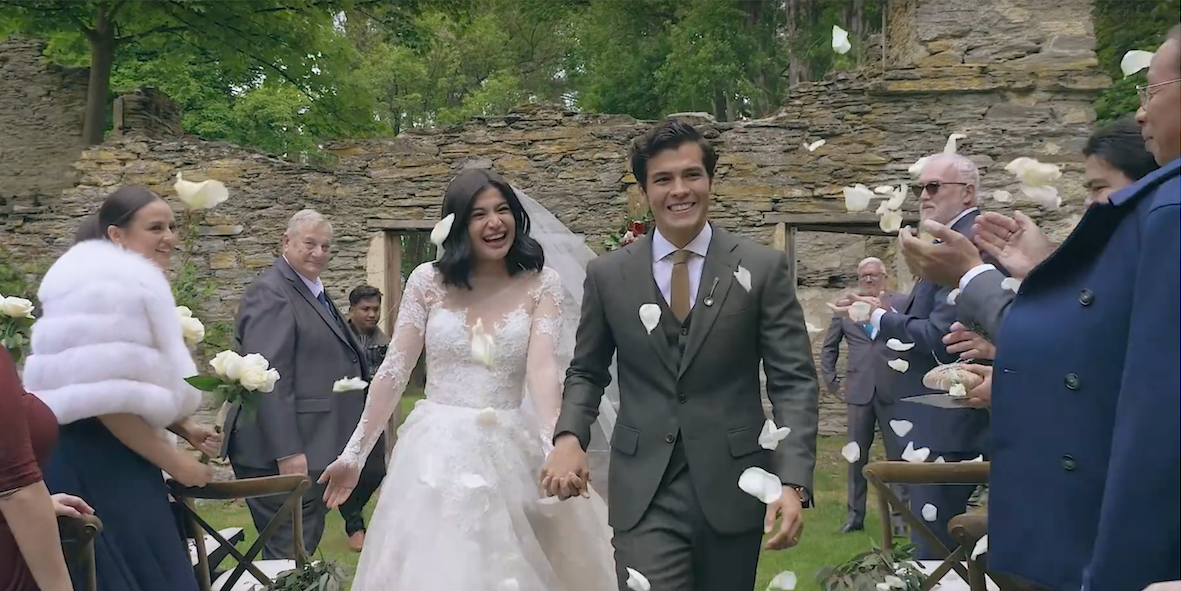 Rizza Cabrera writes song for Anne Curtis and Erwan Heussaff's wedding video – watch