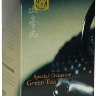 Saikokyu Sencha (Special Occasion Green Tea) from Yamamotoyama