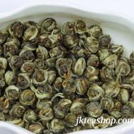 2011 Spring Premium Organic Jasmine Dragon Pearl from JK Tea Shop