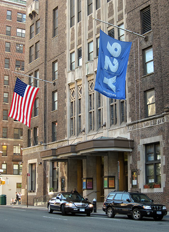 92nd Street Y Venues For Rent In New York