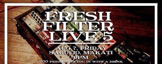 Fresh Filter LIVE 5