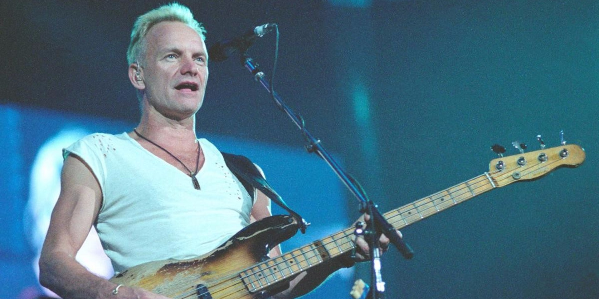 Five unforgettable full-length concerts that showcase Sting's timeless talent