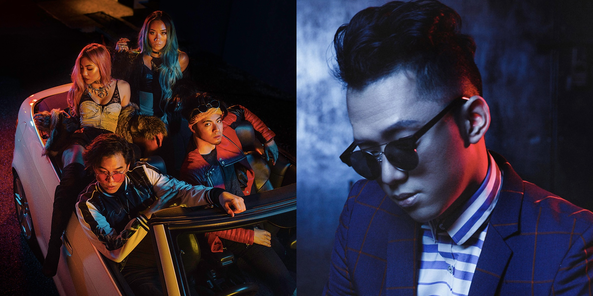 The Sam Willows and SEZAIRI curate their own all-Singaporean playlists for Apple Music